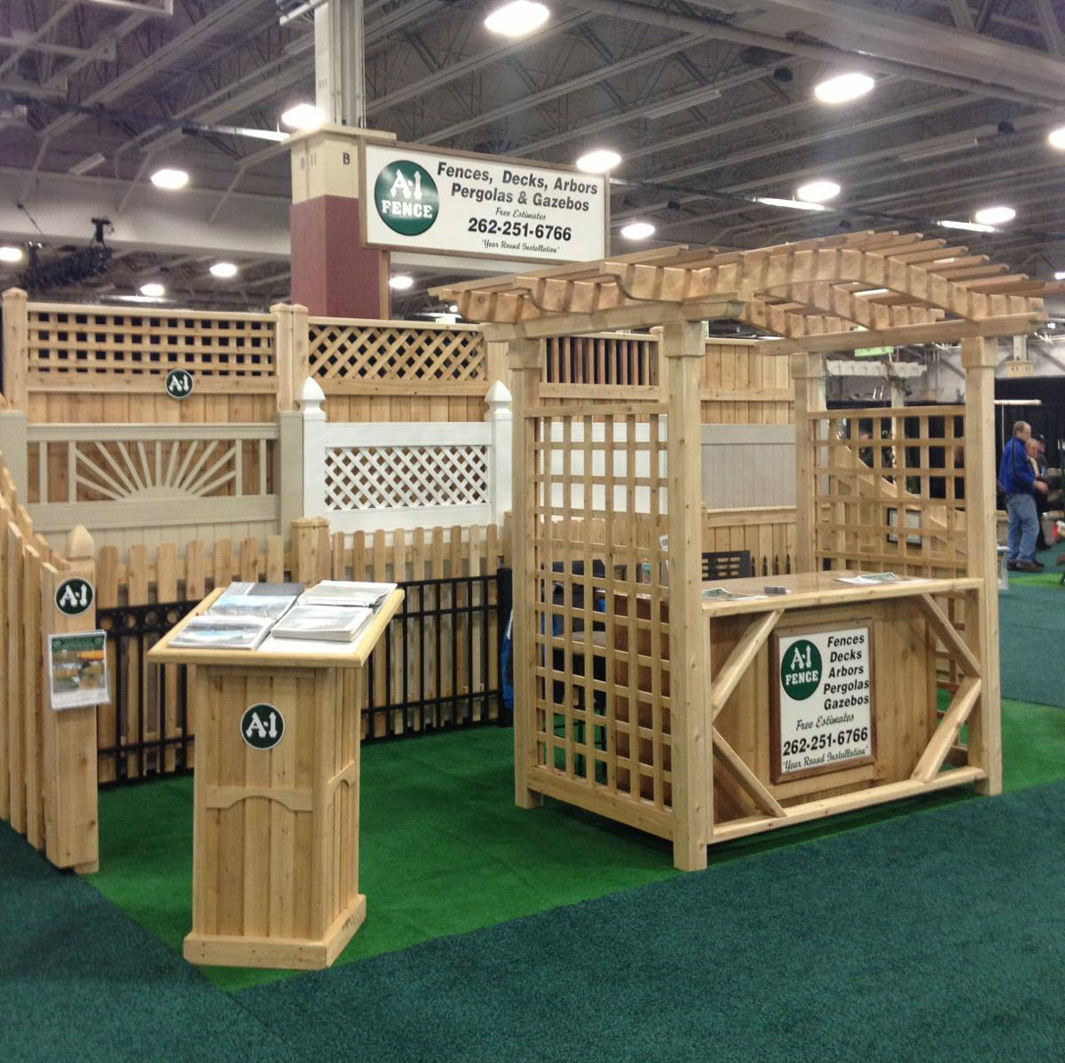 A 1 Fence Company