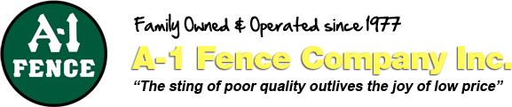 A-1 Fence Company Inc.